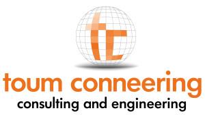 Finite Elemente Netz mit Initialien Tommy Umbreit mit Hintergrund des globalen Denkens und Miteinander
